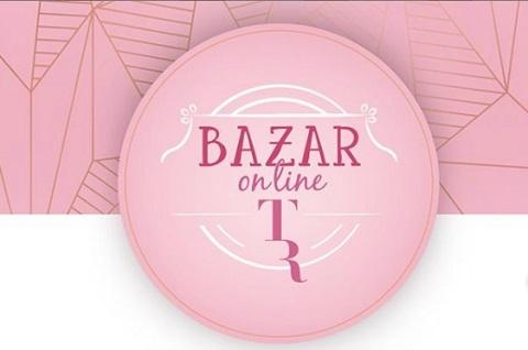 Bazar online com peças a partir de R$ 30,00