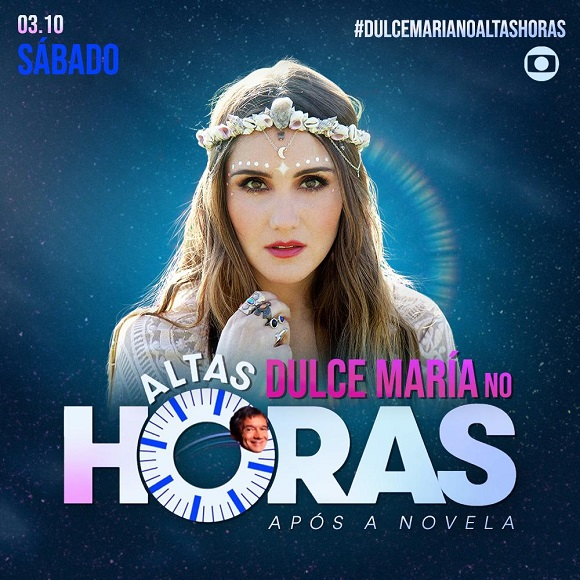 Dulce María no Altas Horas dia (03)