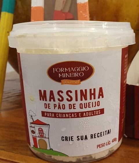 Formaggio Mineiro aposta Massinha Pão de Queijo