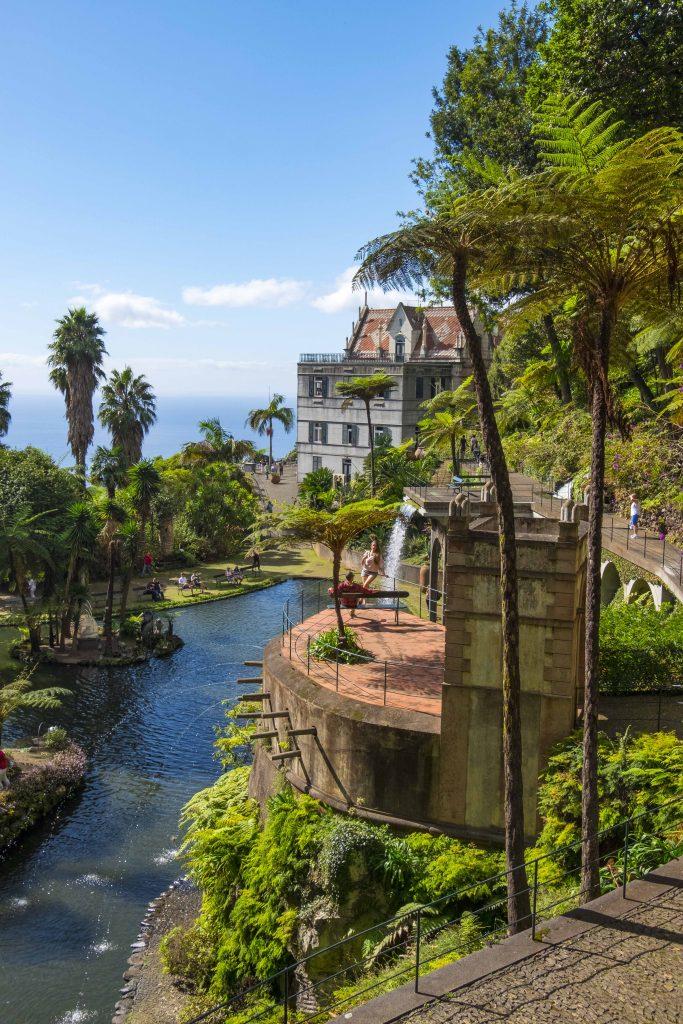 Ilha da Madeira e os belos jardins
