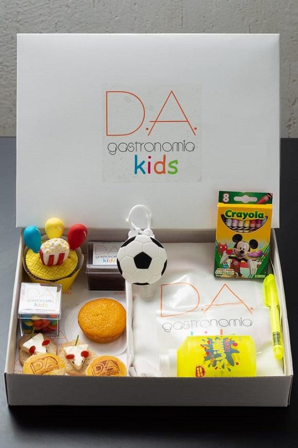 Menu Especial Dia das Crianças