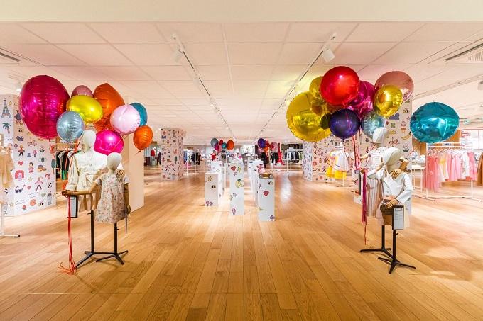 Galeries Lafayette: Espace Enfant