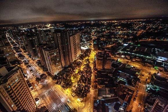 Ano Novo em Curitiba no Terrazza 40
