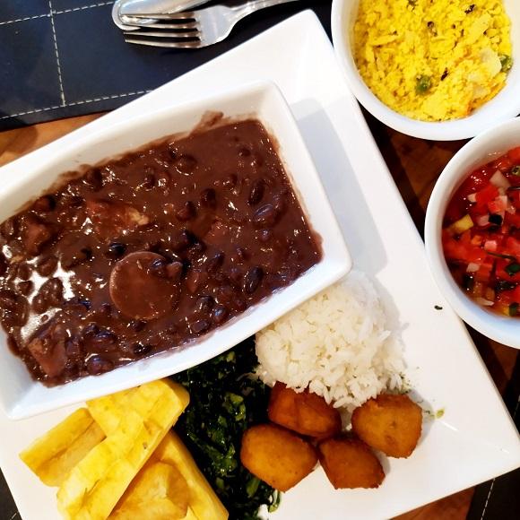 Alquimia serve pratos vegetarianos