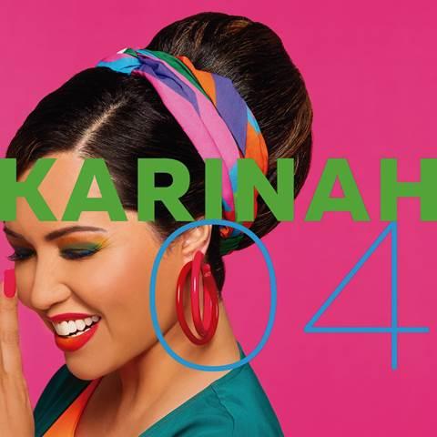 Karinah lança EP 04: Hoje dia (02)