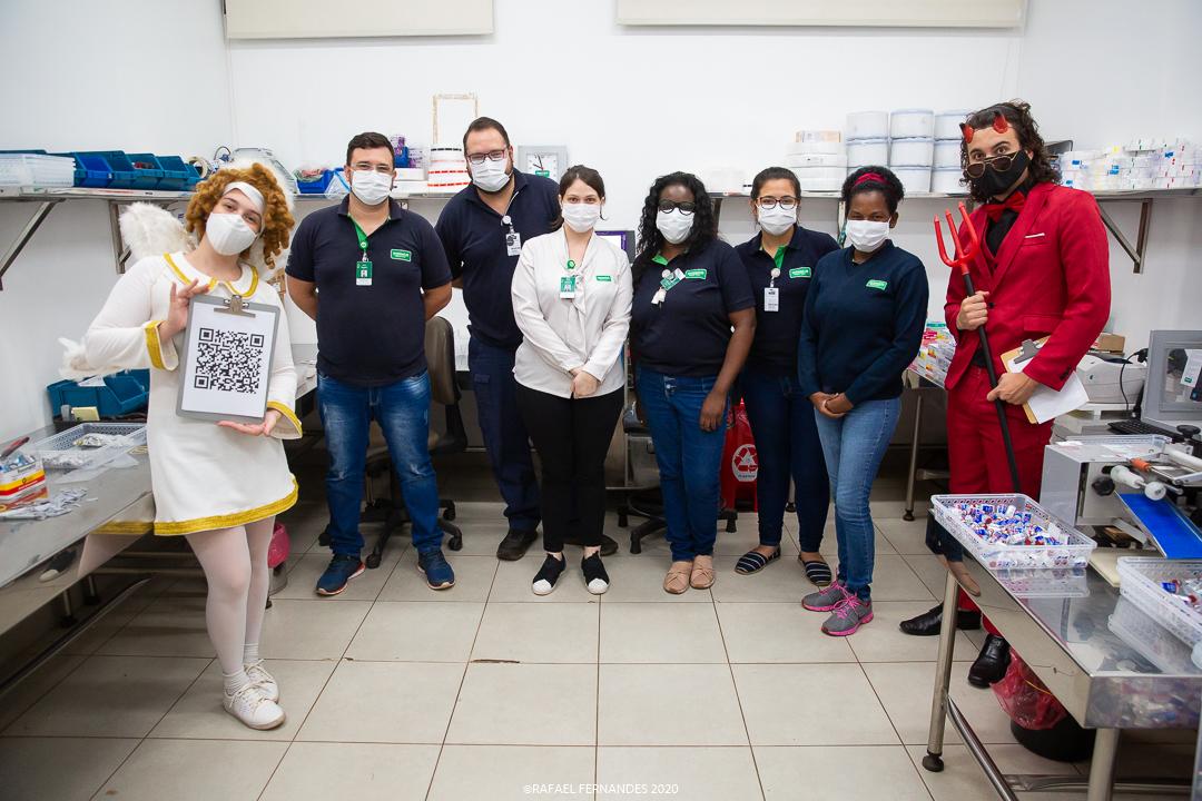 Campanha Prevenção AVC da Unimed (29/10)