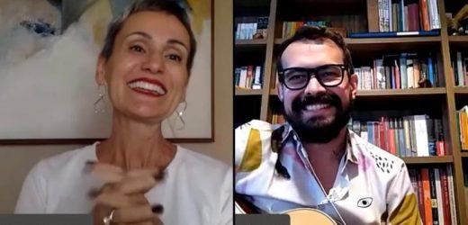 Faa Morena reestreia no YouTube com cantor Bemti último dia (23)
