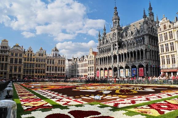 Visit Brussels (Turismo de Bruxelas) destaca festival até 13/12