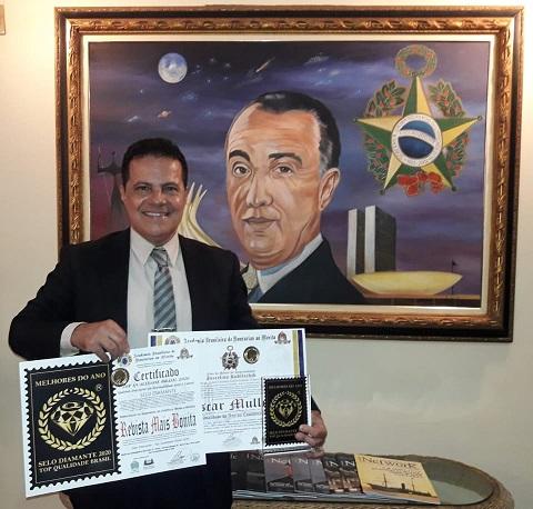 Revista MaisBonita recebe Prêmio Top Qualidade Brasil 2020