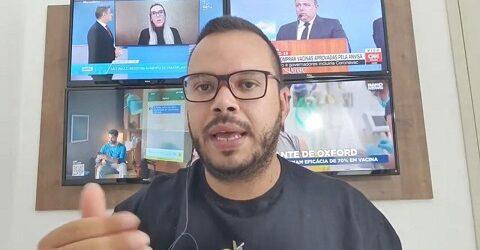 Guilherme Beraldo lança programação especial no canal 'Aqui Tem Fofoca'
