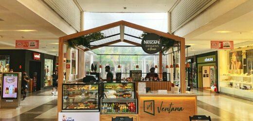 Ventana Bar & Café chega aos shoppings de São Paulo em parceria com a Nestlé