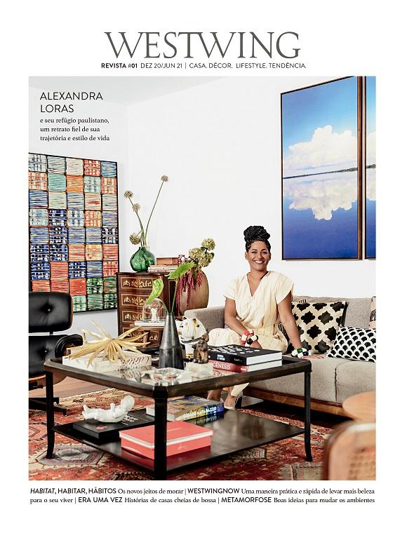 Westwing lança em dezembro a edição número 1 de sua revista impressa