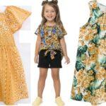 Verão/2021: Os tons que vão colorir os looks infantis