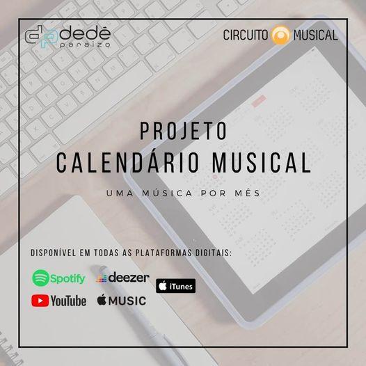 Genildo Fonseca e Dedé Paraízo lançam duas músicas dia 29/01 nas plataformas digitais