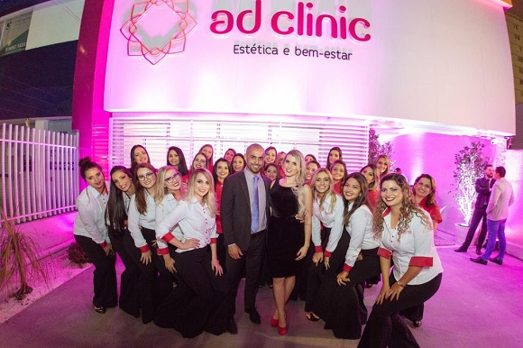 Brasil é o 3º no ranking mundial no mercado de estética