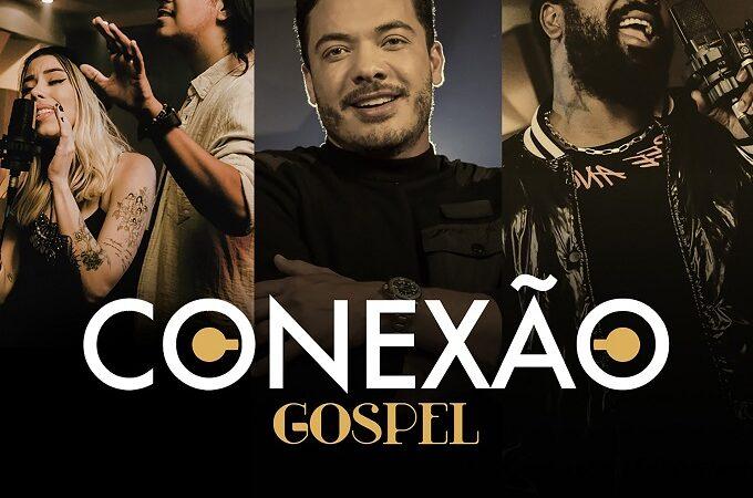 """Wesley se une à Casa Worship e Clovis no lançamento do projeto """"Conexão Gospel"""", da Deezer"""