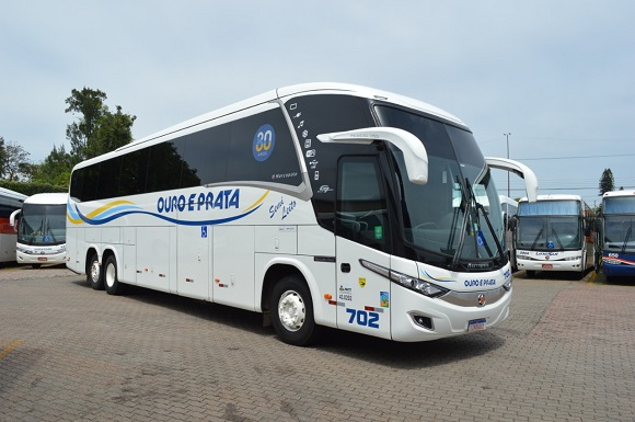 Passageiros podem embarcar na região de Garopaba, Florianópolis, Camboriú ou Joinville e desembarcar em Santa Rosa.