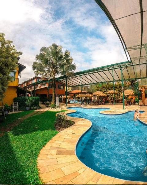 Pousada Villa Gamboa a número 1 no Tripadvisor