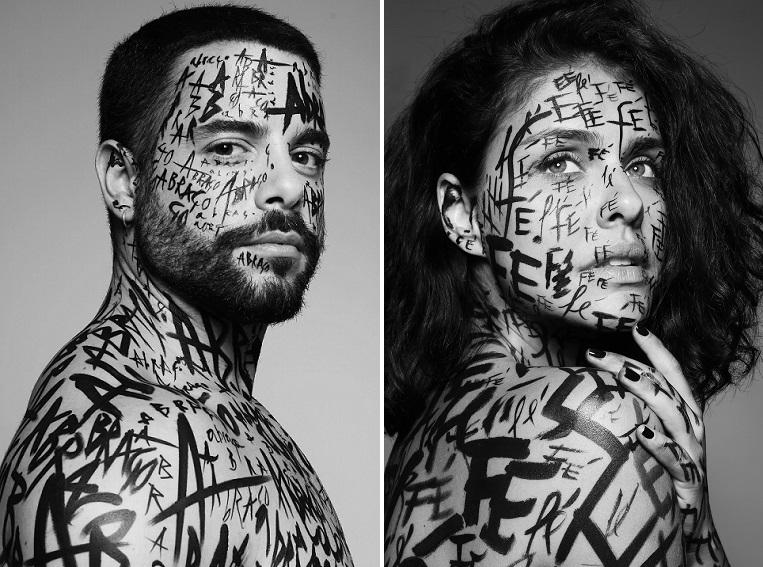 A mostra #feitotatuagem chega dia 17/02 e retrata pessoas famosas e anônimas