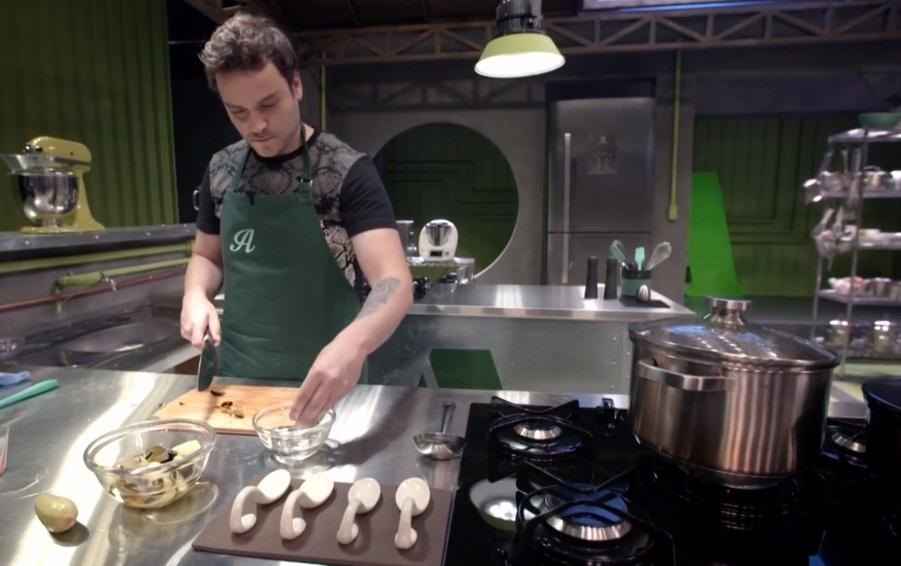 Chef Danilo Galhardo é novo integrante do Cozinha Amiga