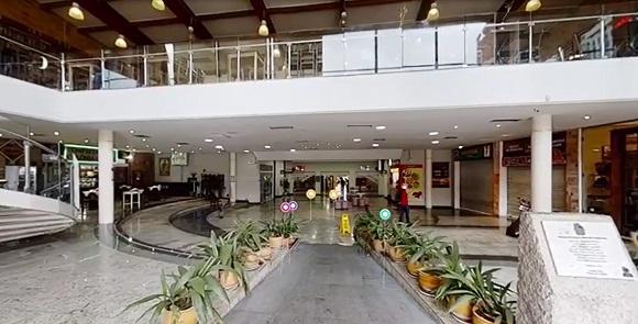 Mercado Municipal de Curitiba lança inédito tour virtual 360º