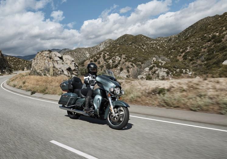 Moto Harley-Davidson 0-quilômetro