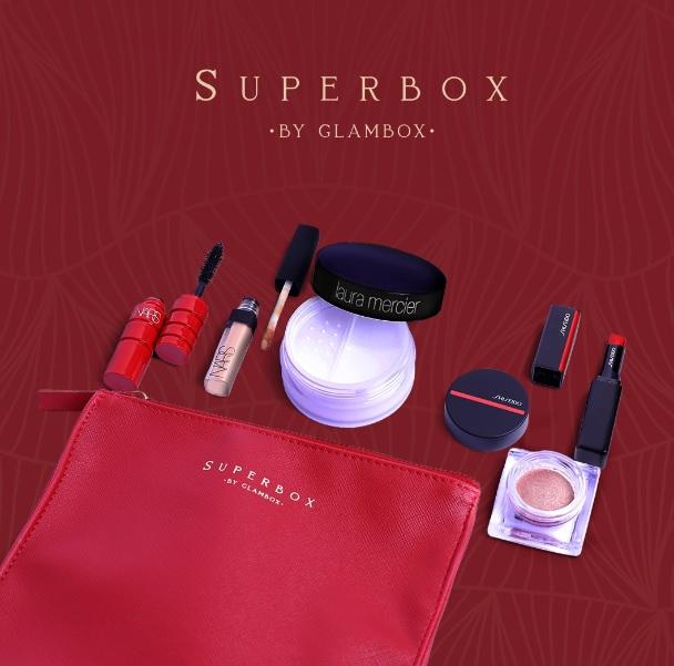 Glambox lança caixa com 9 produtos luxuosos para assinantes