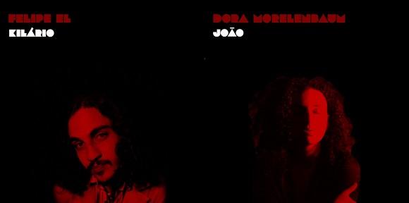 """Felipe El e Dora Morelembaum revisitam o trabalho de Di Melo e lançam """"Kilário"""" e """"João"""""""