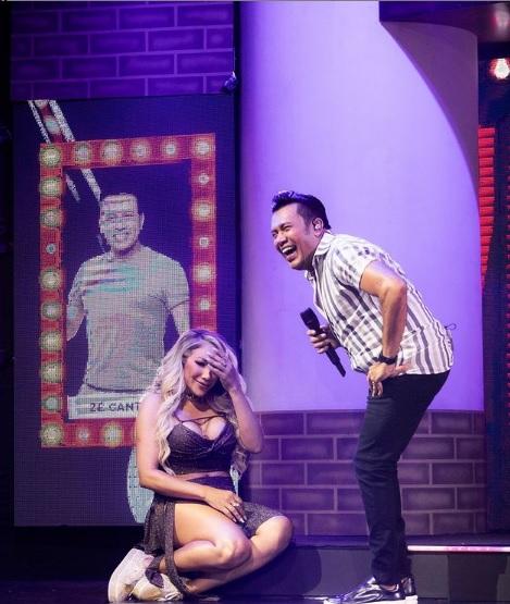Fenômeno do Nordeste, Taty Girl faz live para mais de 2 milhões de pessoas na noite de sábado (27)