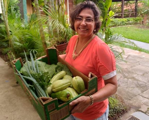 Da horta para a mesa: Vale do Sonho Hotel estimula alimentação orgânica