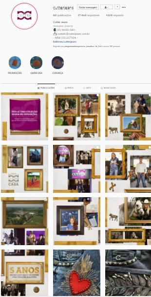Cutter Jeans comemora 5 anos com exposição digital e nova coleção