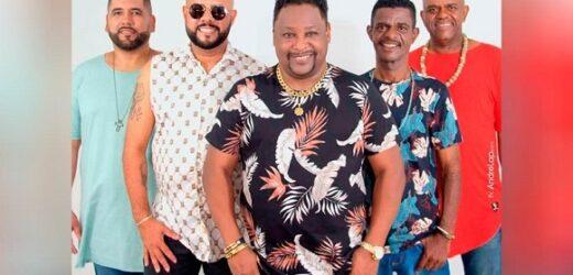 Grupo Um Toque a Mais comemora 30 anos carreira na Capa da 3.ºedição Revista Maximus Brazil