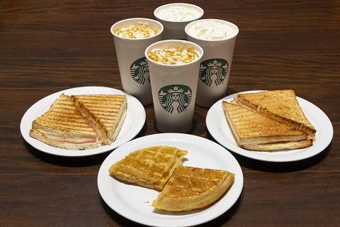 Starbucks apresenta combinações exclusivas para delivery