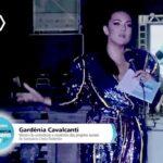 Gardênia Cavalcanti, participa de Live Solidária no Cristo Redentor