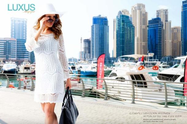 Chegou a edição ''Especial Mulher'' da Luxus Magazine