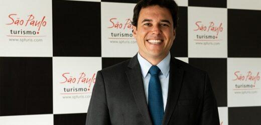 Luiz Alvaro completa 100 dias na Presidência da São Paulo Turismo