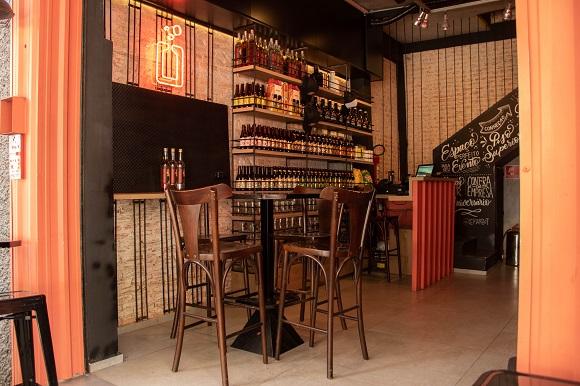 Cerveja Madalena tem Tap House em São Paulo