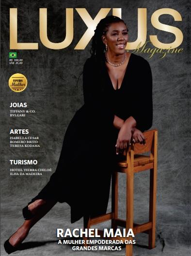 """Chegou a edição """"Especial Mulher"""" da Luxus Magazine"""