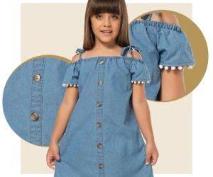 Como escolher o jeans perfeito? 5 inspirações para compor o look infantil