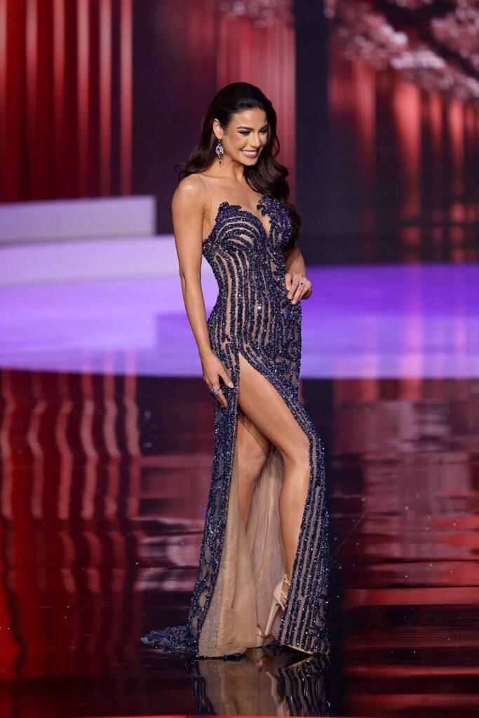Julia Gama Miss Brasil é classificada em 2.º no Miss Universo de 2021