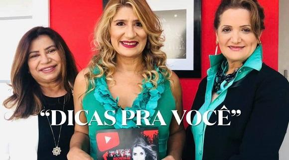 """Canal Click Jo Ribeiro estreia """"Dicas pra Você"""""""