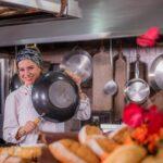 Chef Leninha Camargo é a nova participante do programa Mestre do Sabor na Rede Globo