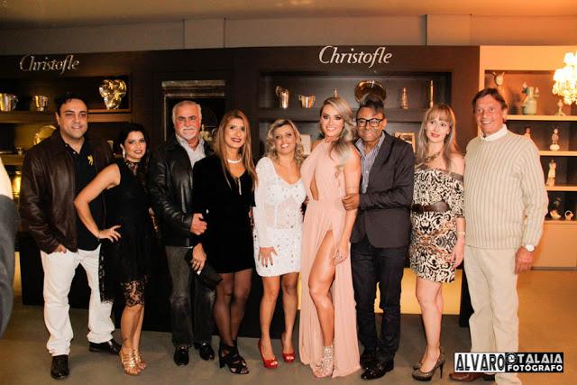 Aniversário da Revista Divas em São Paulo na capa Juju Salimeni by W7 Eventos