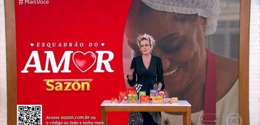 Ana Maria Braga mostra iniciativas da marca SAZÓN® que transformaram ONGs