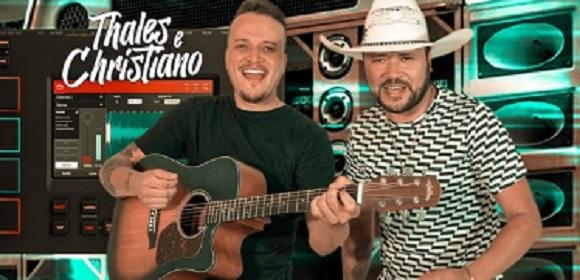"Canal Click Jo Ribeiro apresenta ""Thales e Christiano"" dia 07/05"