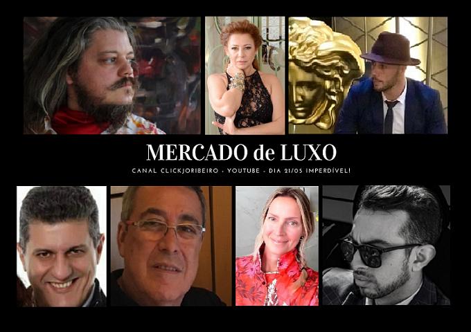 Canal Click Jo Ribeiro: O que mudou no mercado de luxo na pandemia exclusivo dia (21)