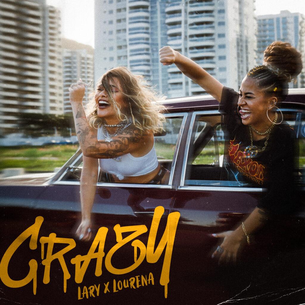 """Lary e Lourena curtem noitada interminável entre amigas no clipe de """"Crazy"""""""