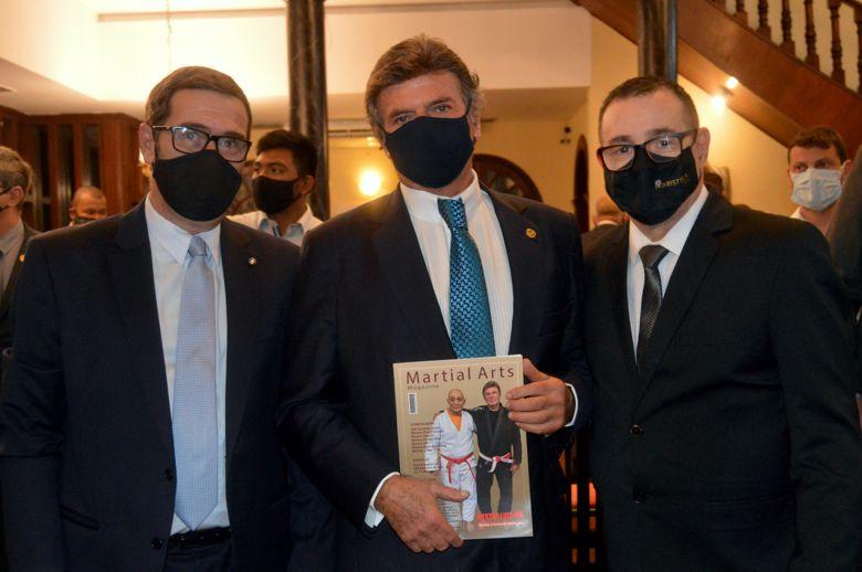 Martial Arts Magazine, relança a revista no Rio de Janeiro