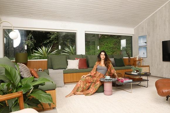 Westwing curadoria apresenta a morada do casal de atores Thaila Ayala e Renato Goés