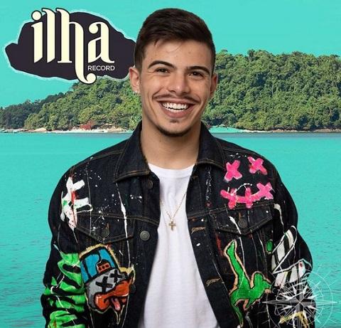 Thomaz Costa começa a competição como favorito na Ilha Record